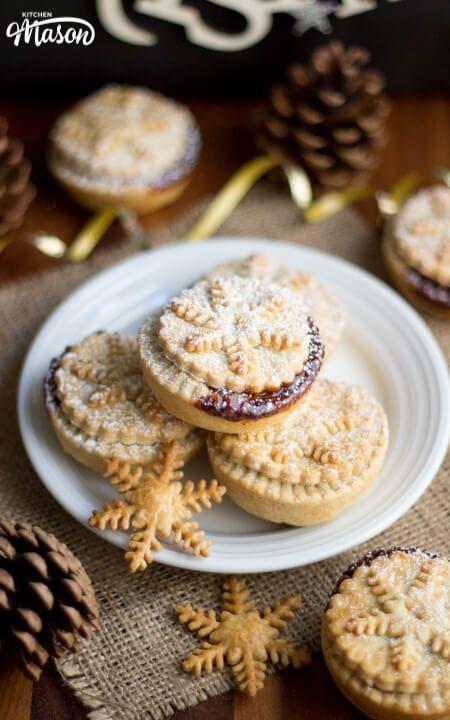 The Best Shortcrust Pastry Mince Pies Recipe   Kitchen Mason