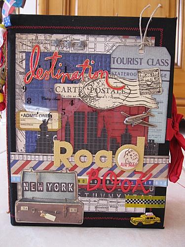 Road book New York