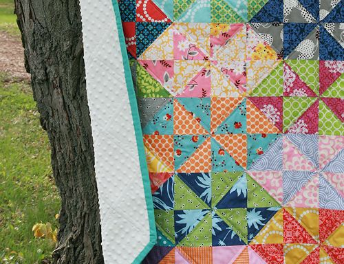 faith's candy pinwheel quilt: Gifts Quilts, Faith Candy, Quilts Idea, Lemon Modern, Quiltingsew Idea, Candy Pinwheels, Fresh Lemon, Pinwheels Quilts, Modern Quilts