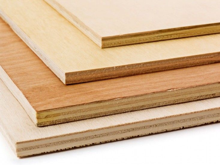 A good overview of plywood and formaldehyde-based glues used to make it - helpful for any plywood DIYs