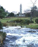 Glendalough monastic ruins, Ireland great website for fond memories. Erin Go Braugh!