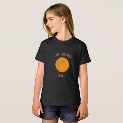 Big orange T-Shirt - template gifts custom diy customize