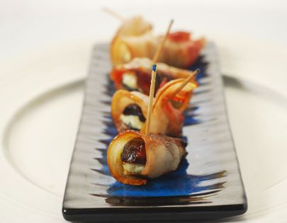 25 best continental cuisines images on pinterest kitchens sanjeev how to make bacon wrapped stuffed dates recipe by masterchef sanjeev kapoor forumfinder Choice Image