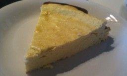 Käsekuchen ohne Boden -  - Vanille, 60g Butter, 5 EL Kokosmehl oder Mandelmehl, 1 kg Quark (nicht mager), Stevia nach Belieben oder 2 EL Honig, 8 Eier