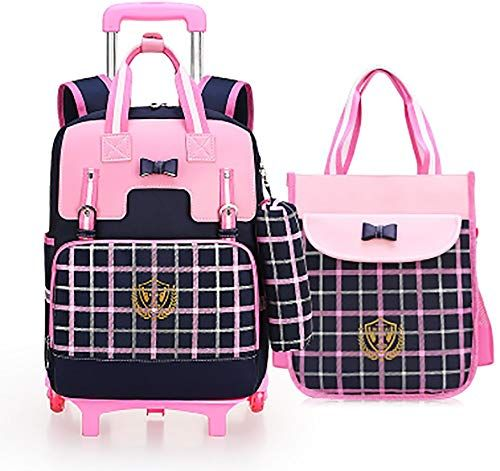 a15b3be19b1c Best Seller Meetbelify Rolling Backpacks For Girls School Bags ...