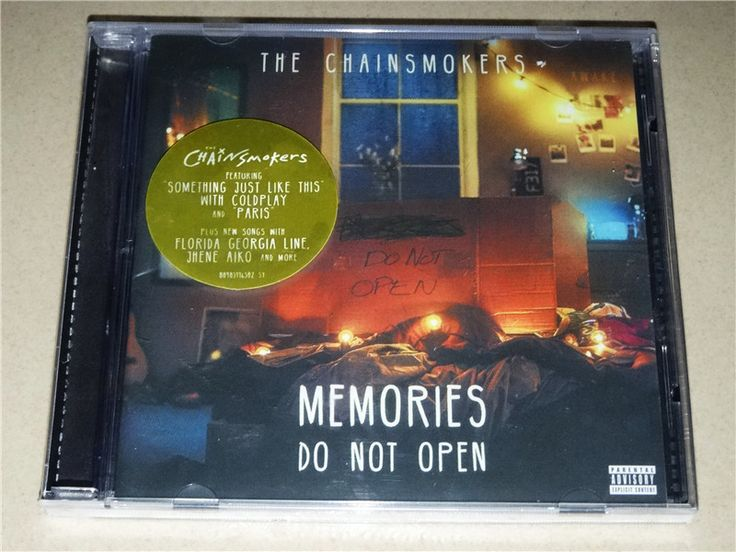 >> Click to Buy << The Chainsmokers Memories...Do Not Open  Brand New CD 2017 #Affiliate