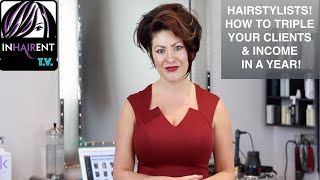 Inhairent Hairstylists Work Smarter not harder. Visit InhairentTV to learn more. https://www.youtube.com/channel/UCoBf5lX0caMyzzc9L-SQALg/featured