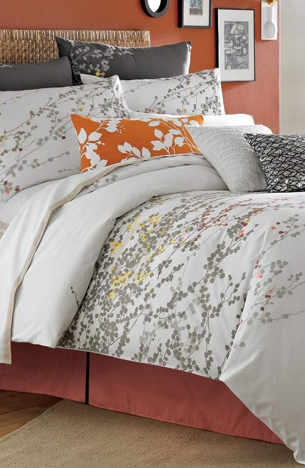 Fall bedroom inspiration.