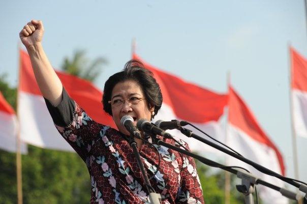 Megawati on Rengas Dengklok 6 June 2009
