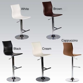 overstock this versatile swivel stool with adjustable height is an ideal addition for bars