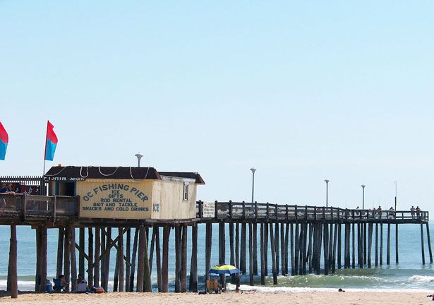 Ocean city md fishing pier maryland my maryland pinterest for Oceanic fishing pier