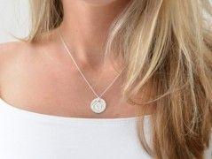Medůza, Ag náhrdelník