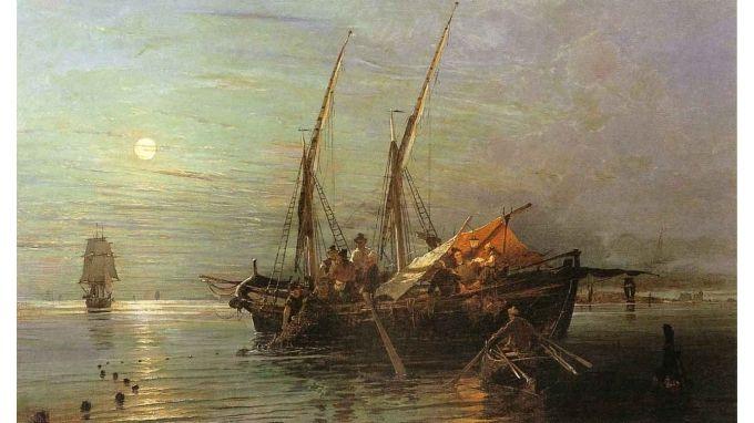 Ο Ηρακλειώτης ζωγράφος με τις συγκλονιστικές θαλασσογραφίες ,που ,όπως συμβαίνει σχεδόν πάντα, πέθανε φτωχός και ξεχασμένος http://www.cretalive.gr/history/view/hsan-pente-anthrwpoi-sthn-khdeia-tou/175735