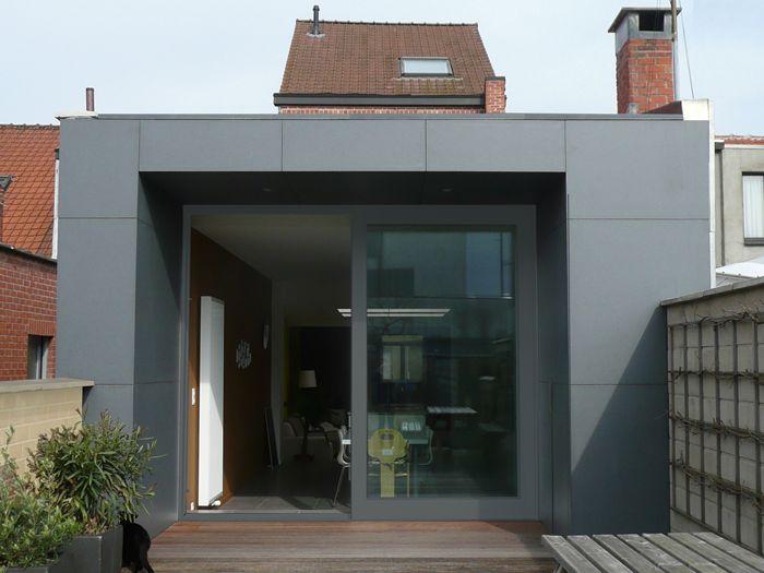 Architect Ellen Vandemoortele Project 2 Detail 1