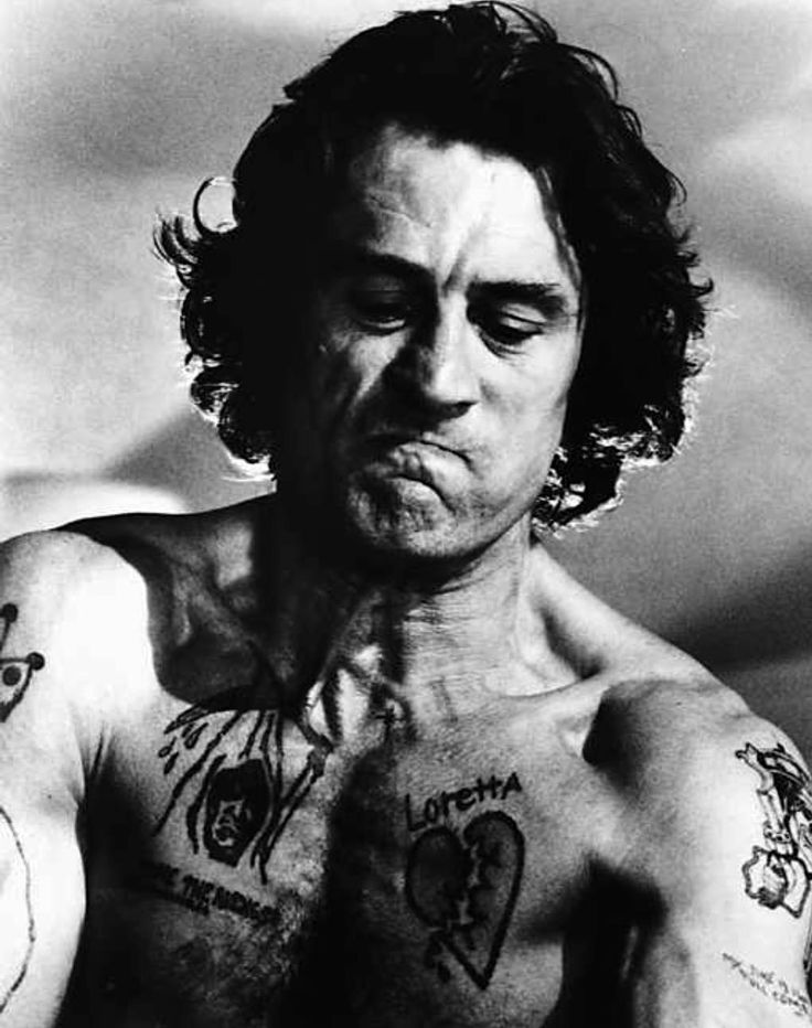 Robert de Niro, Cape Fear (El cabo del miedo), 1991.