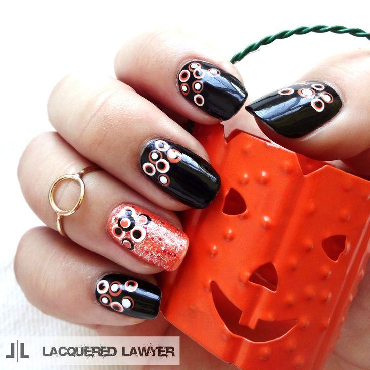 50 best Halloween Nails images on Pinterest | Nail art blog, Avocado ...