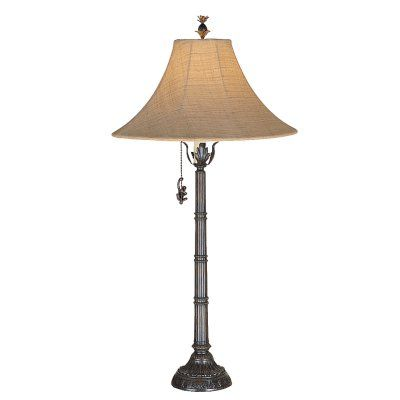 Passport Outdoor Life Tropical Table Lamp - Brown - 01T297
