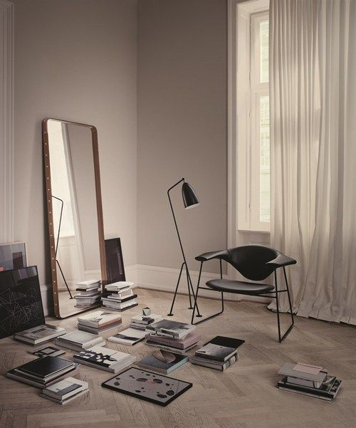 Am also loving GUBI's Adnet Rectangulaire.  Oh yes. (I am in the market for a mirror, in case you hadn't noticed!)