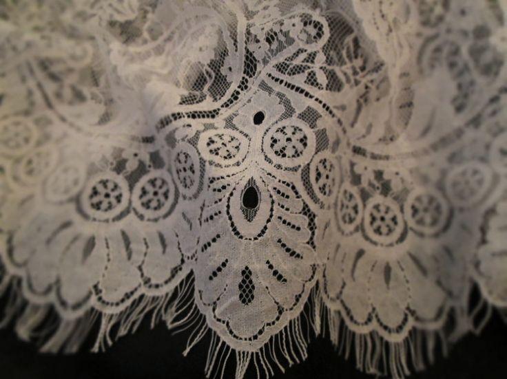 Laces...