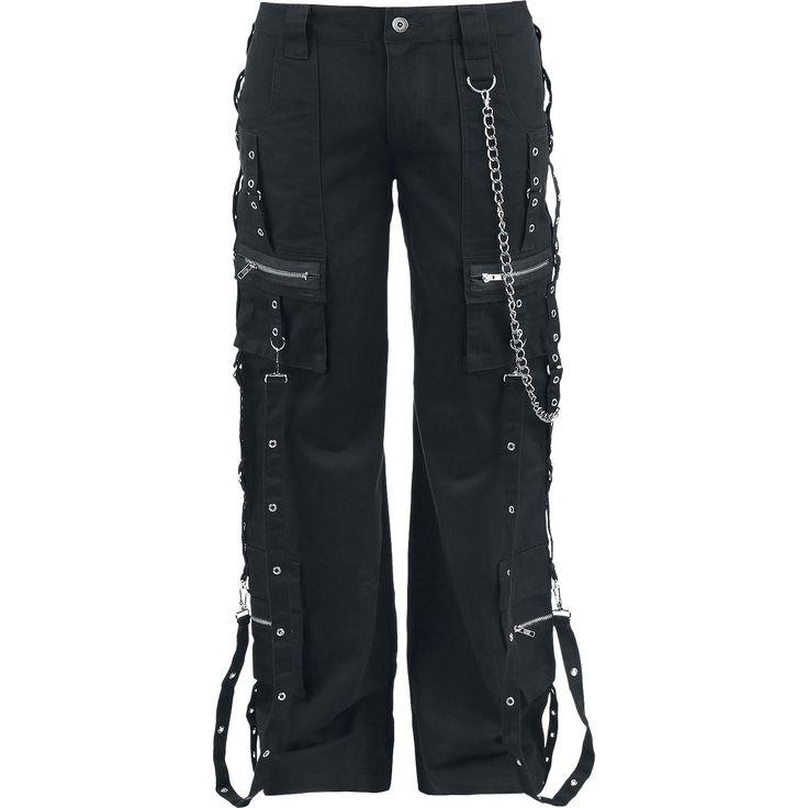 Stofbukser Alcatraz  »Rebelpant« | Køb nu hos EMP | Masser af Stofbukser Gotisk  fås online ✓ Stærke priser!
