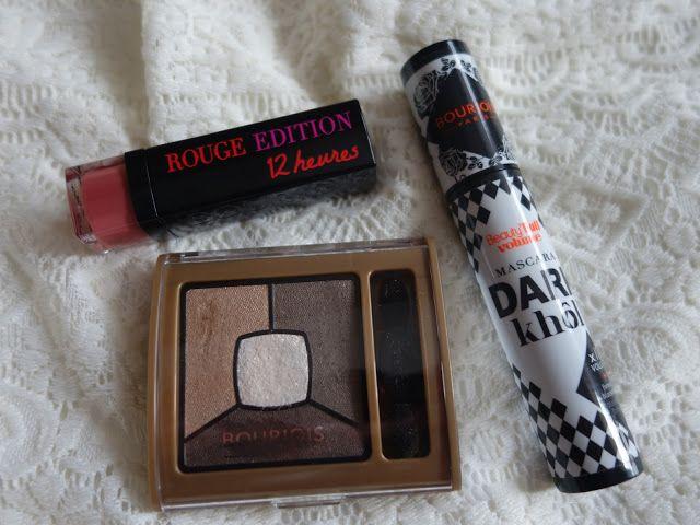 All my cosmetics: Běžné denní líčení se značkou Bourjois