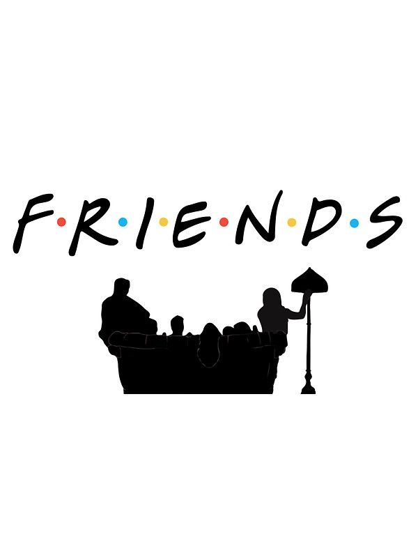 Friends TV Show  by Jeffgraz95