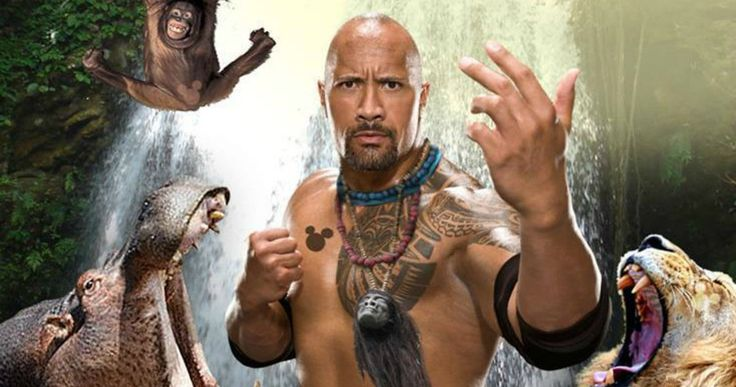 The Rock Will Shoot Disney's Jungle Cruise in 2018 -- Disney has given the green light for the long-awaited Jungle Cruise movie starring Dwayne Johnson, which will begin filming in 2018. -- http://movieweb.com/jungle-cruise-movie-disney-dwayne-johnson-2018-production-start/