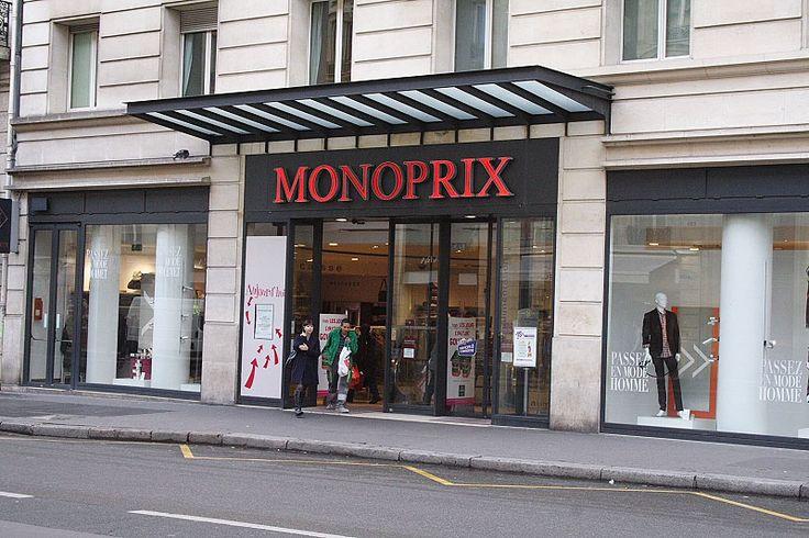Supermarché Monoprix (Paris - 6ème arrondissement)