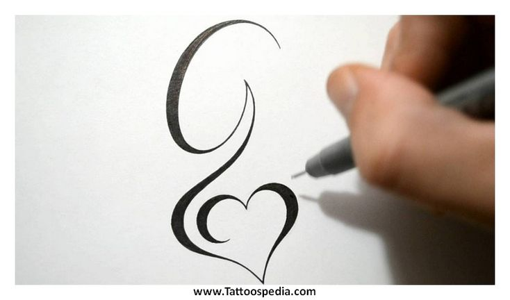 best 25 letter g tattoo ideas on pinterest. Black Bedroom Furniture Sets. Home Design Ideas