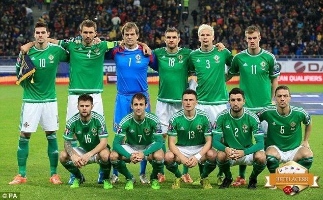 Daftar pemain dan skuad resmi Timnas Irlandia Utara yang akan berlaga di Euro 2016. Tim yang dilatih oleh Michael O'Neill yang akan melakoni debut di Piala Eropa karena untuk pertama kalinya merek…