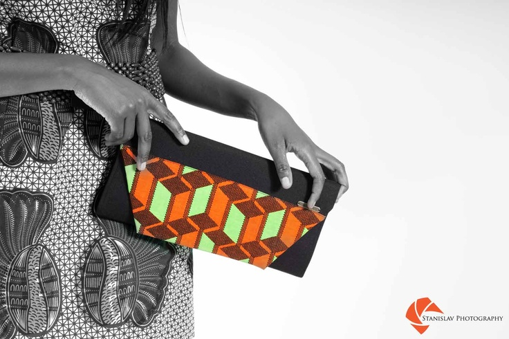 Clutch Bag by mSimps @ http://afrimood.com/products/assessories/bags/clutch-bags/clutch-bright.html#.UKORPoUyDsQ