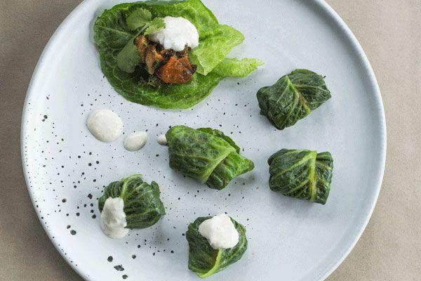 Lettuce dumplings – Recipes – Bite