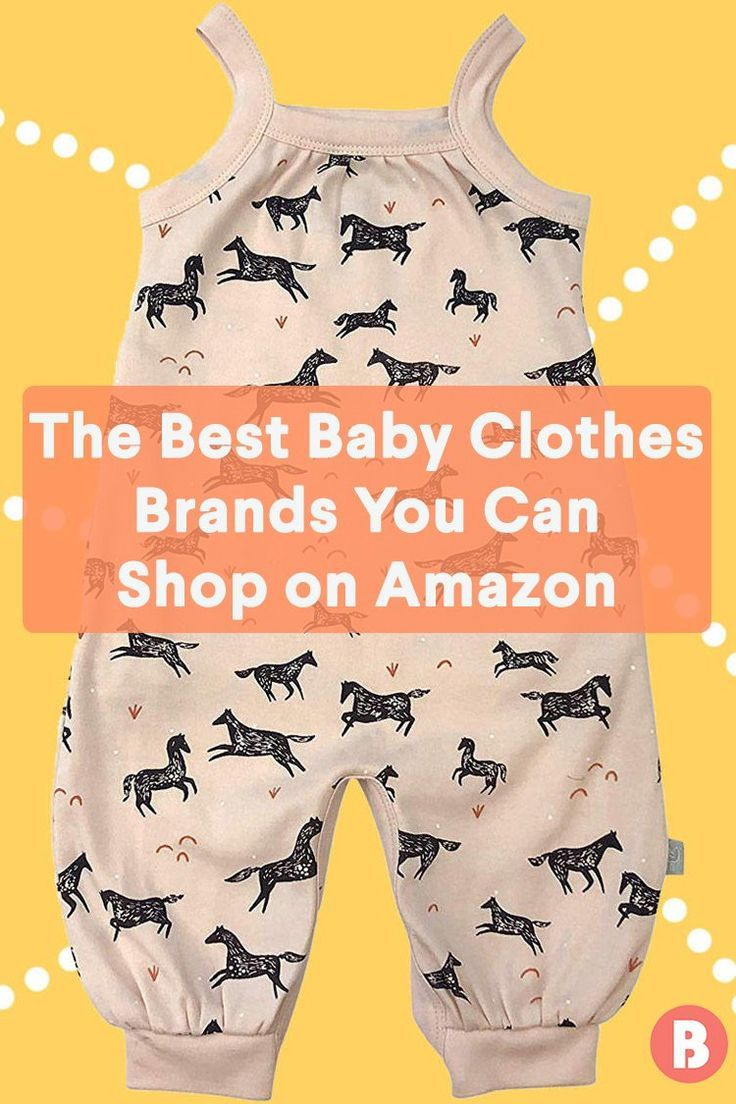 Amazon Baby Clothes: 7 Picks from the Best Brands  Best baby
