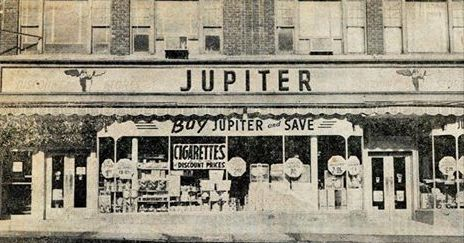 Jupiter store downtown Marion Indiana | Grant County Indiana.  Photo/Facebook