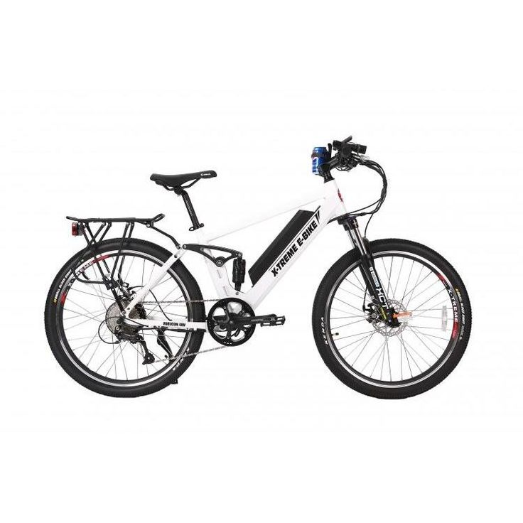 X Treme Rubicon 48v Electric Mountain Bike In 2020 Electric Mountain Bike Bike Electric Bike