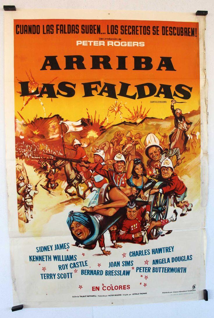 Spanish sex comedies