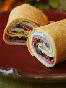 How to Make a Sandwich Wrap