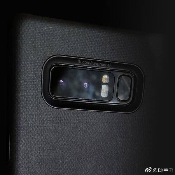 Samsung Galaxy Note 8: Design und Features des Dual-Kamera geleakt