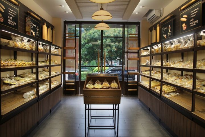 ANDERSEN Bakery by Prospace Asia, Xiamen – China » Retail Design Blog
