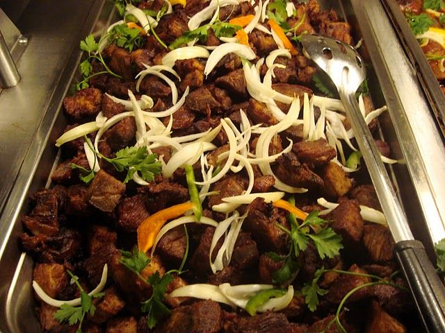 Griot de porc pork english and style for Cuisine haitienne