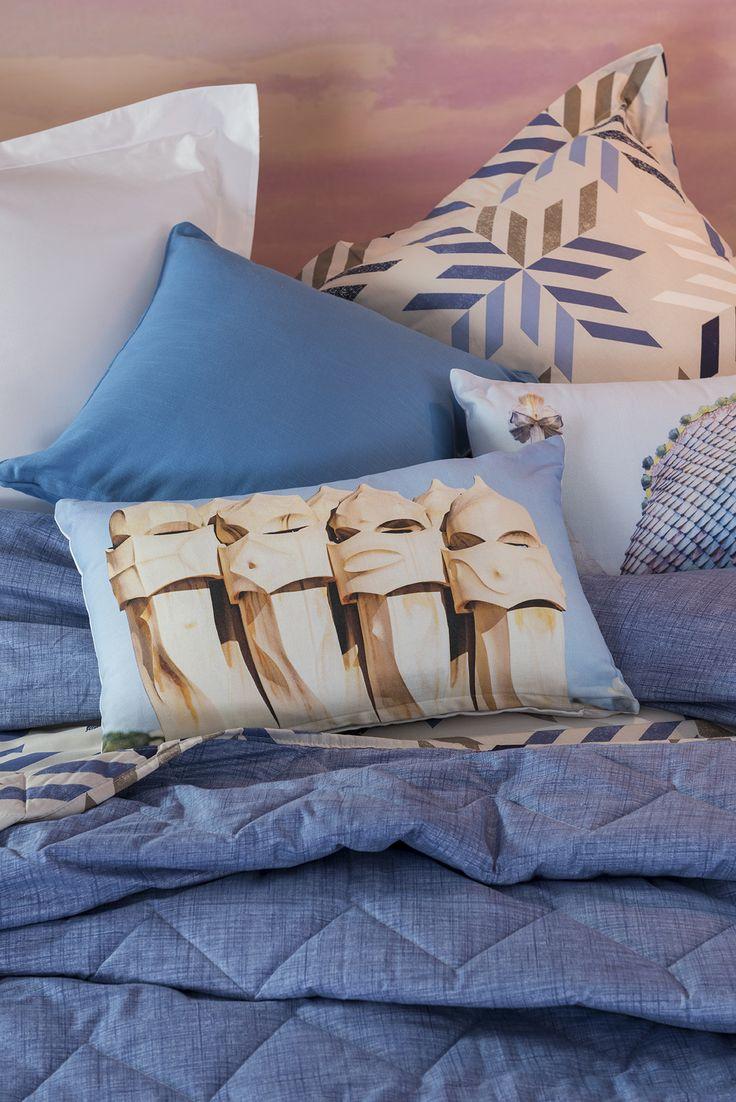 La colección 'A orillas del mar' acerca tu habitación a las ciudades y a los pueblos costeros.
