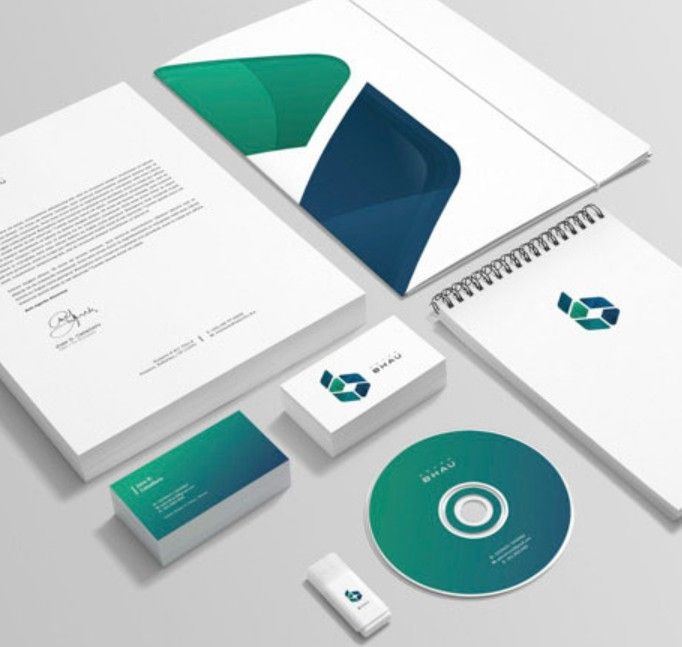Corporate Identity Design & Merchandise for a Construction Company ...