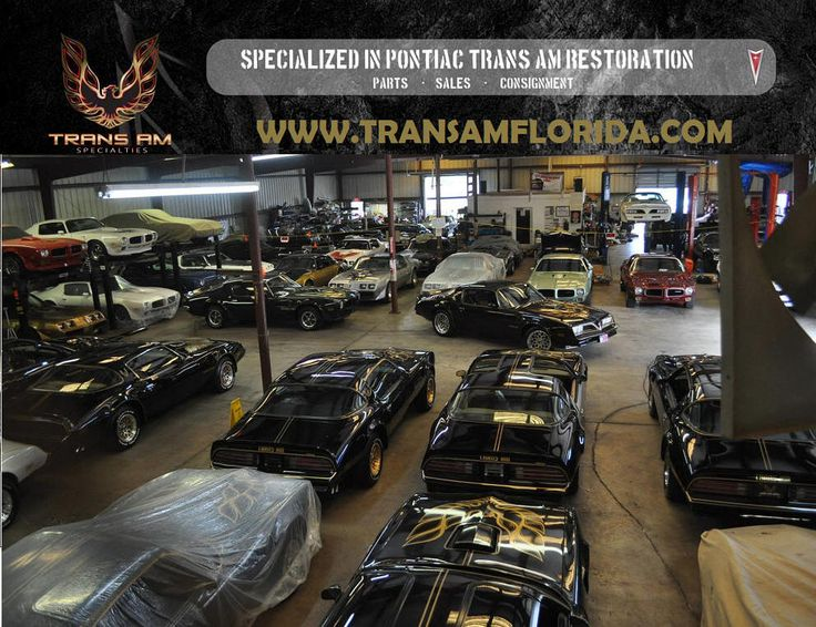 Trans Am For Sale