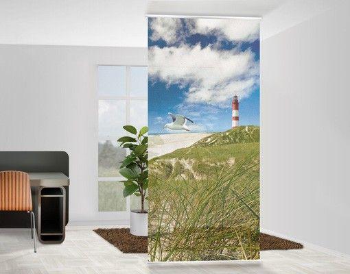 Raumteiler   Vorhang - Dune Breeze 250x120cm
