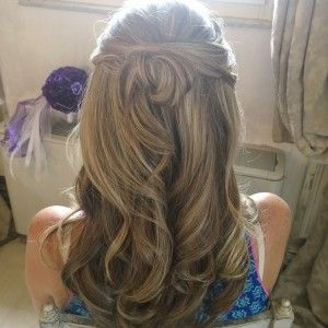 Rome wedding hair stylist italy
