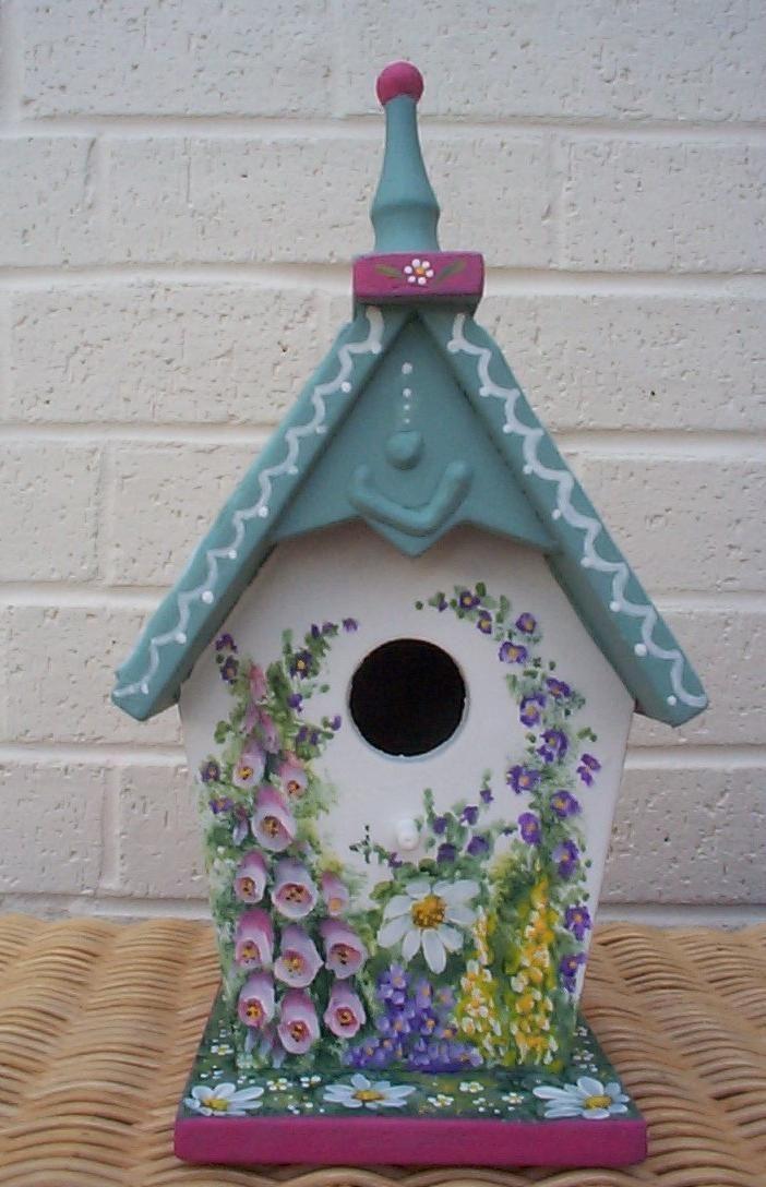 Elaborate Bird Houses | Bird house