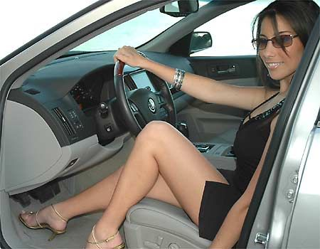 Driving with the tits out 1fuckdatecom 6