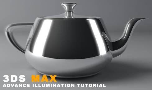 3ds MAX Tutorial :: Advance Illumination Tutorial