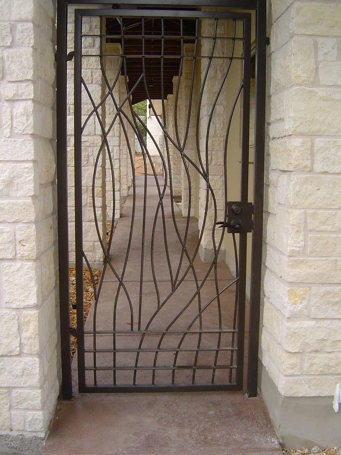 4. Walk-Gates and Garden-Gates