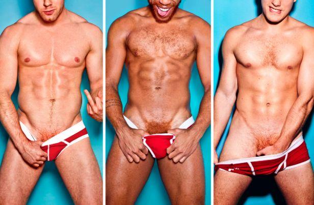 Pelirrojos desnudos en la exposición 'Red Hot'